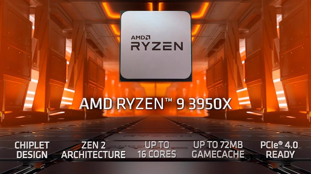 AMD Ryzen 9 3950X vs Intel Core i9-10980XE: в 3DMark существенное преимущество за AMD