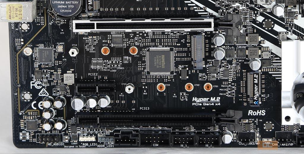 ASRock X570M Pro4: обзор. ASRock опять уникальничает