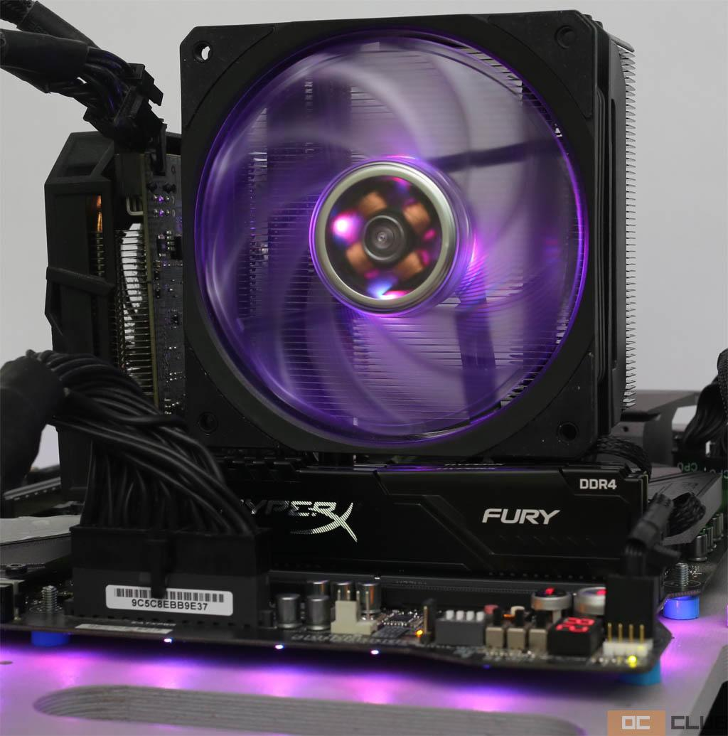 Cooler Master Hyper 212 RGB Black Edition: обзор. «Дед» по моде приоделся