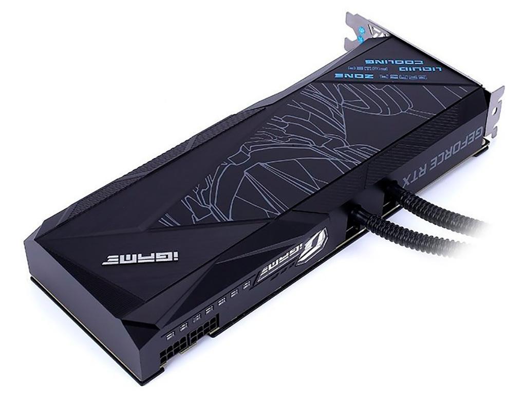 Colorful iGame GeForce RTX 2060 Super Neptune Lite OC примечательна не только длиннющим названием