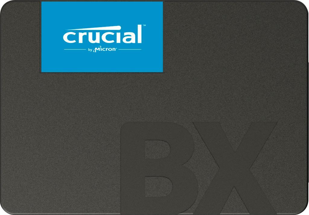 Crucial предлагает 2 ТБ накопитель BX500 за 5