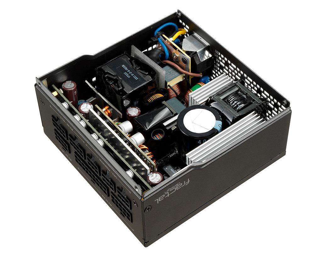 Fractal Design Ion SFX – «голдовые» блоки питания в форм-факторе SFX-L