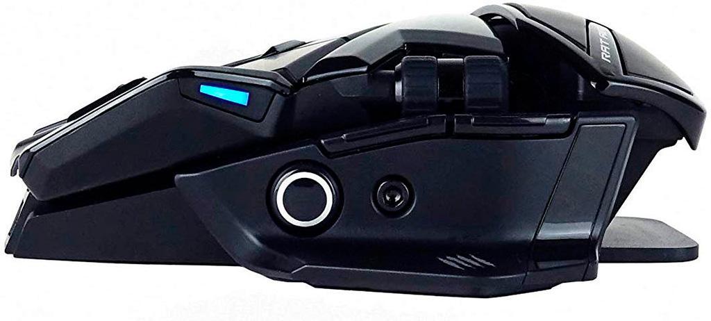 Mad Catz R.A.T. Air – беспроводная мышь, но без батареи