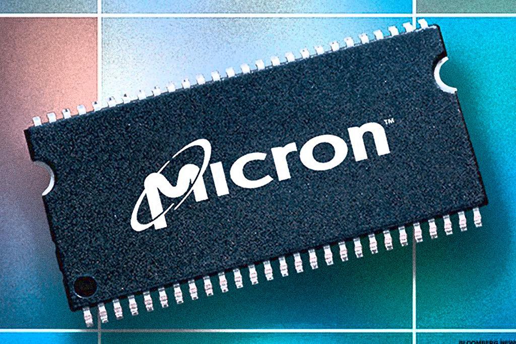 Micron приступила к производству 128-слойных чипов 3D NAND