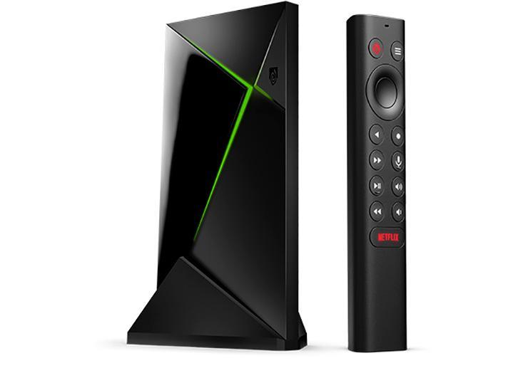 NVIDIA выпустила две новые версии приставки Shield TV