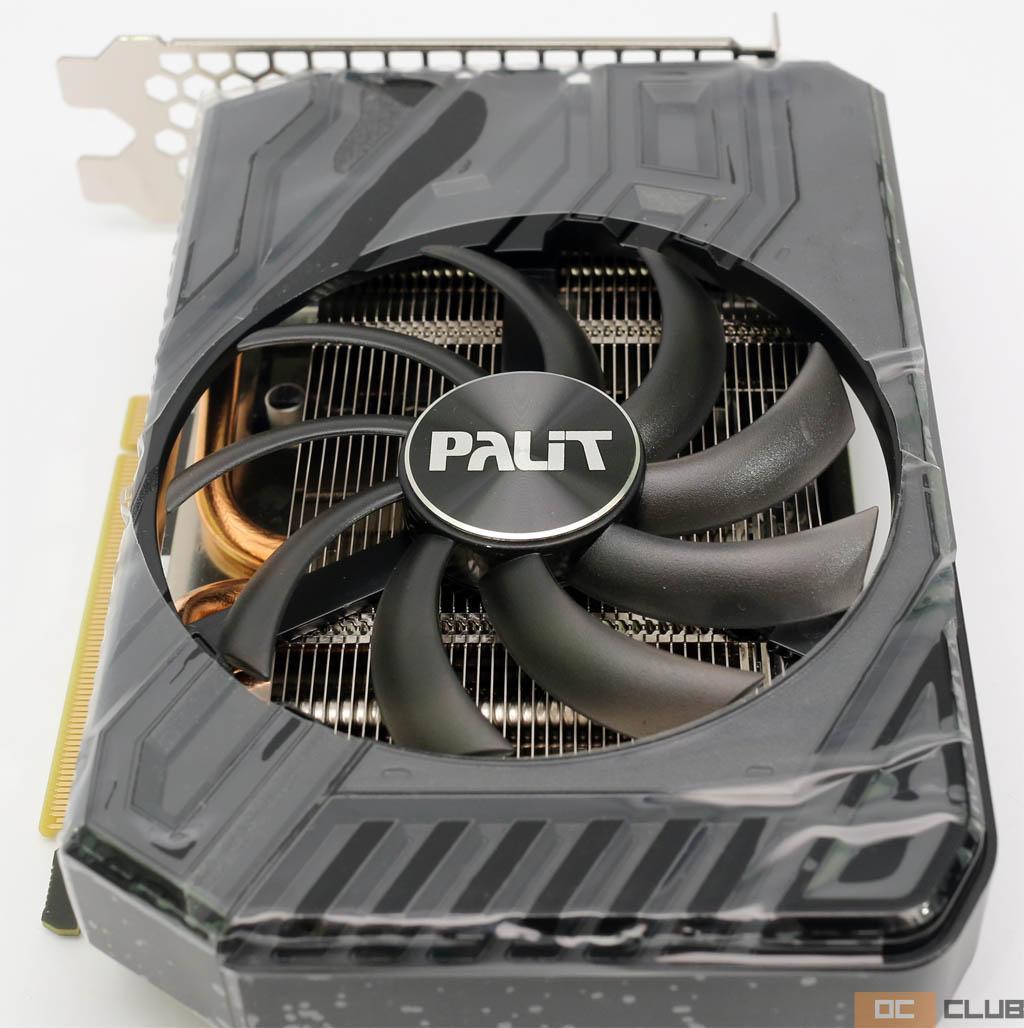 Palit GeForce GTX 1660 Super StormX: обзор. Знакомимся с GTX 1660S на примере видеокарты Palit
