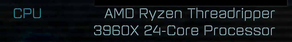 24-ядерный Ryzen Threadripper 3960X оставил след, а AMD ненароком рассекретила целый ряд готовящихся моделей