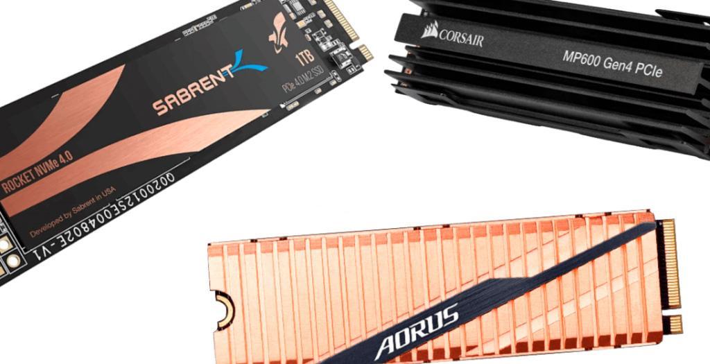 Цены на SSD-накопители с интерфейсом PCI-Express 4.0 устремились вниз