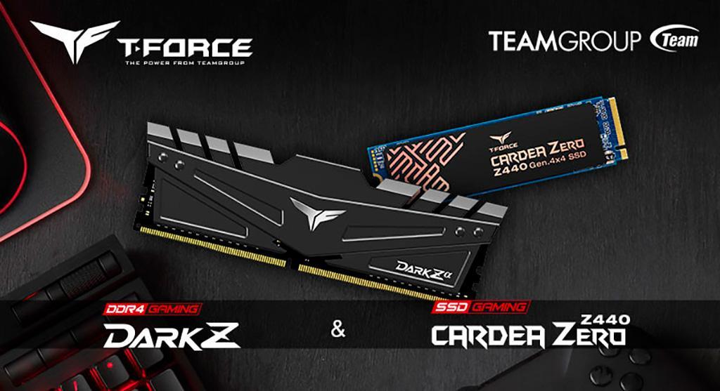 Team выпустила X570-оптимизированные комплекты памяти и первый PCIe Gen 4 накопитель