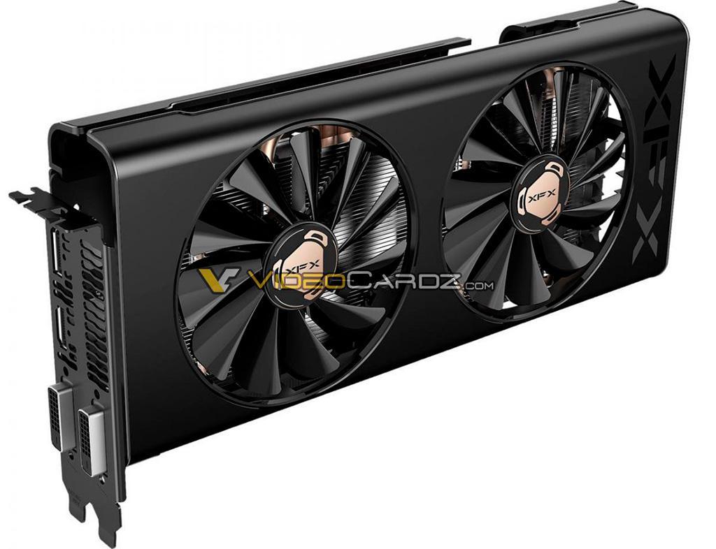 Первая пошла: Radeon RX 5500 в нереференсном исполнении