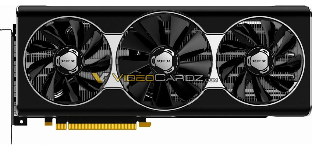 XFX Radeon RX 5700 XT THICC III Ultra – почти самая быстрая RX 5700 XT