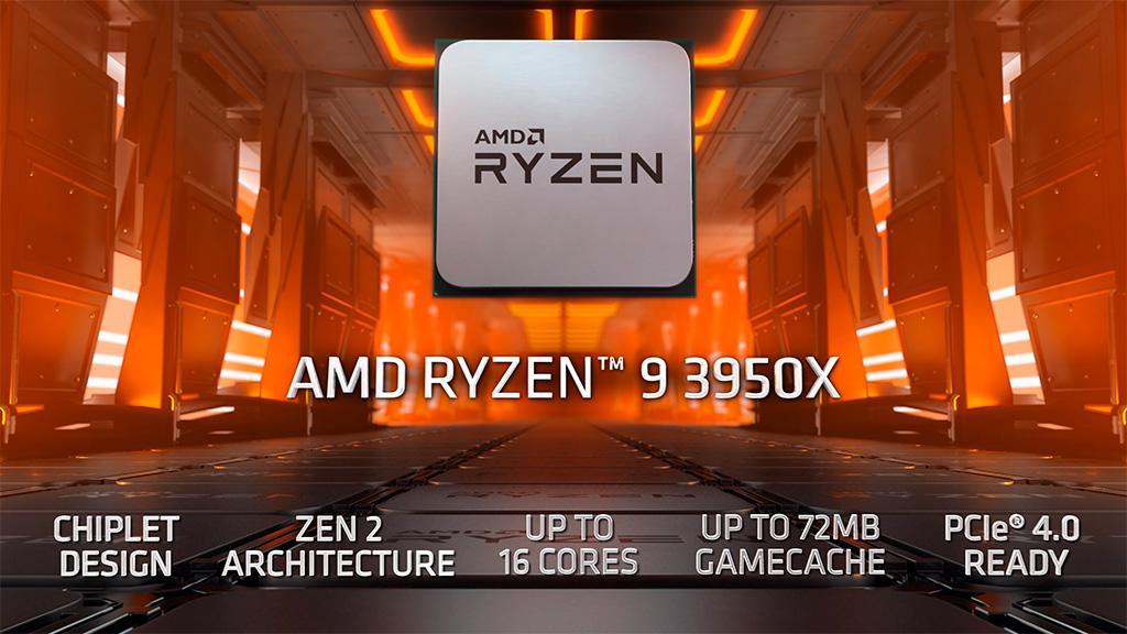 AMD Ryzen 9 3950X – крайне дефицитный товар