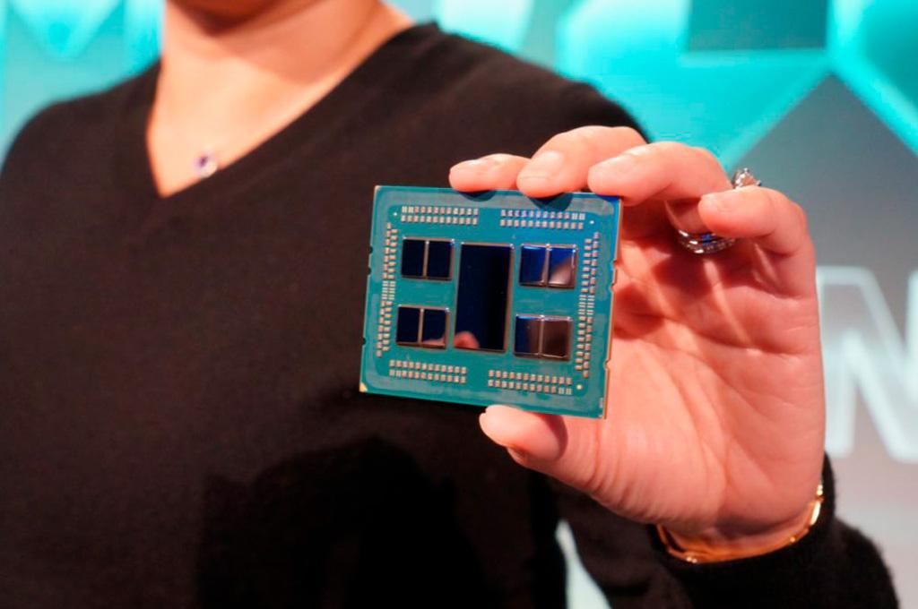 64-ядерный AMD Ryzen Threadripper 3990X не за горами