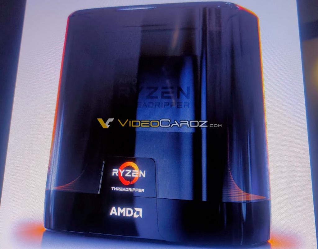 Рассматриваем упаковку AMD Ryzen Threadripper 3000 + возможные цены