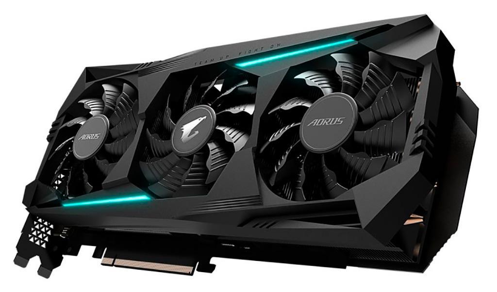 Раскрыты частоты работы Gigabyte Aorus Radeon RX 5700 XT и дата начала продаж