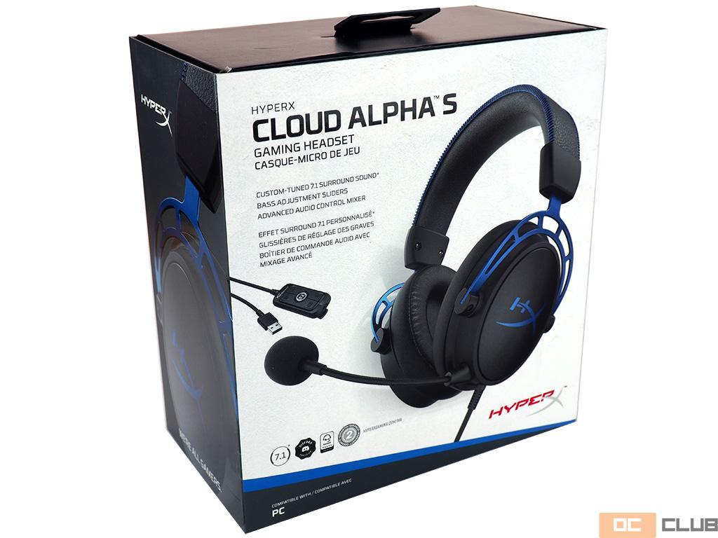 HyperX Cloud Alpha S: обзор. Стерео-гарнитура с уникальной «фичей»