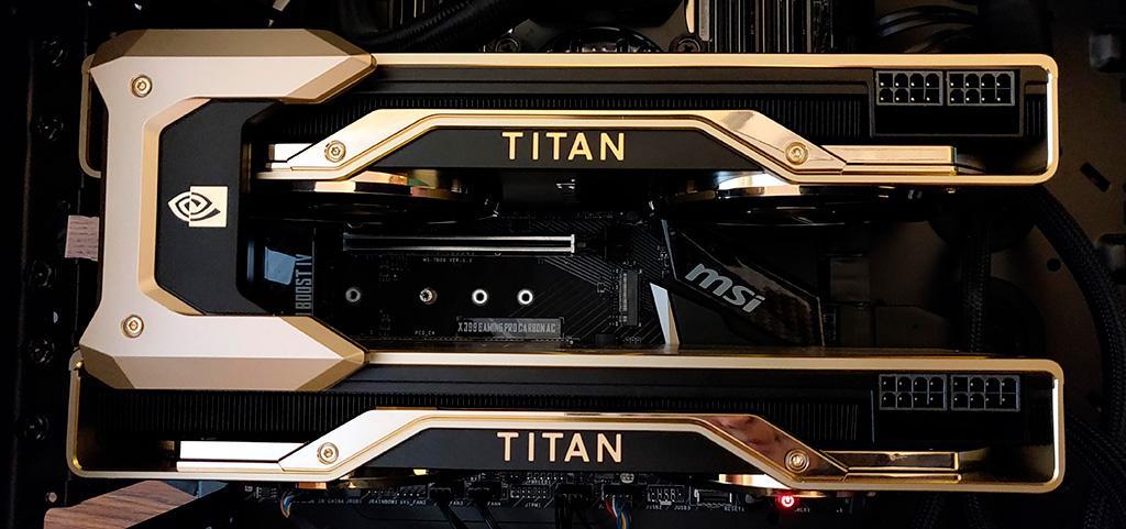 SLI жив? NVIDIA разрабатывает новый режим работы видеокарт в тандеме