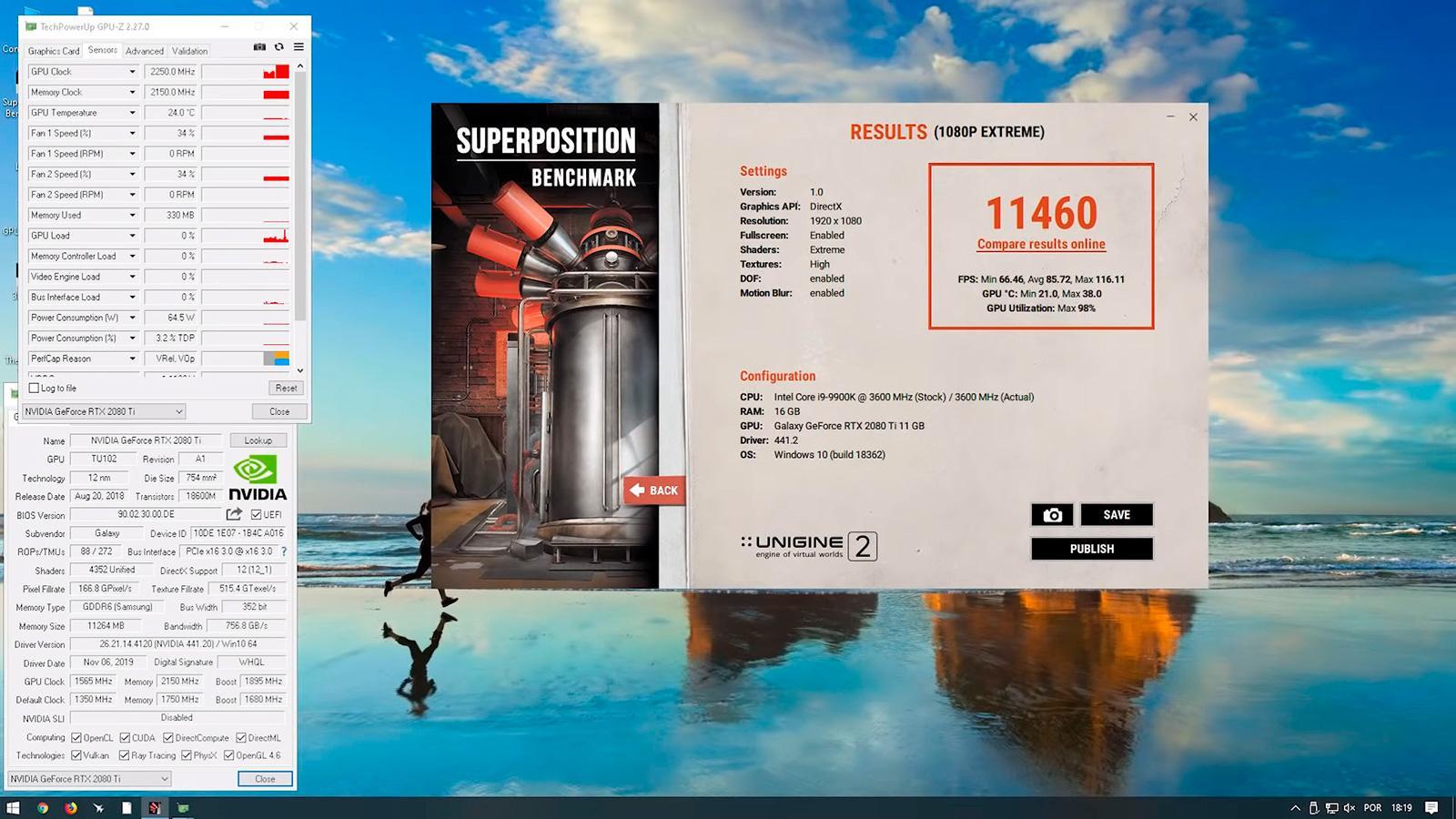 Сделай сам по-энтузиастски: бразильцы сделали свою GeForce RTX 2080 Ti Super