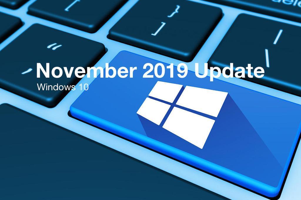 Windows 10 November 2019 Update (1909) доступна для загрузки