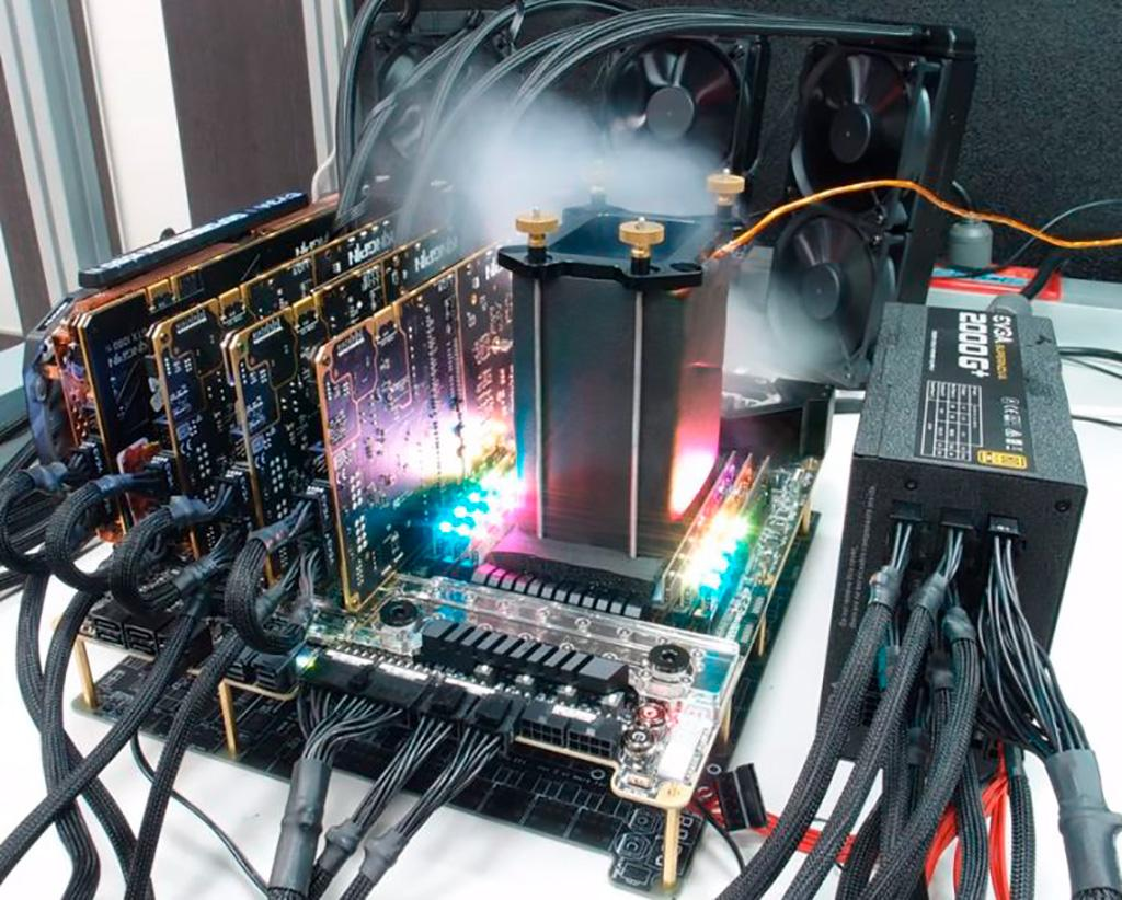 Силами Intel Xeon W-3175X и EVGA SR-3 Dark обновлен абсолютный мировой рекорд 3DMark Time Spy Extreme