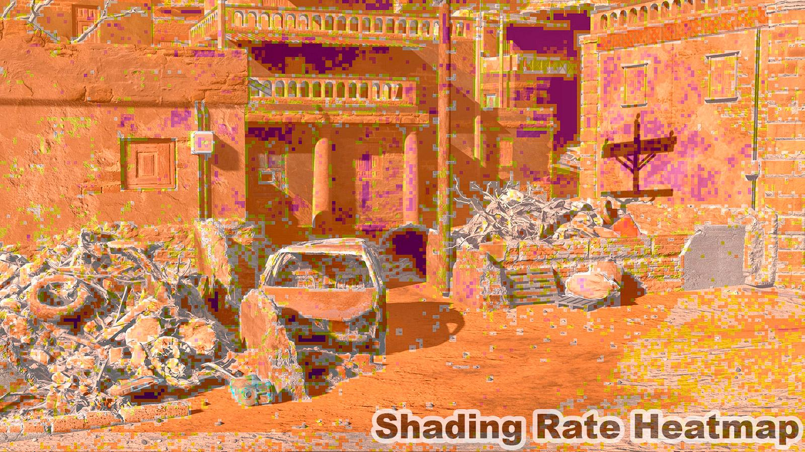 3DMark обзавёлся улучшенным тестом Variable Rate Shading Tier 2