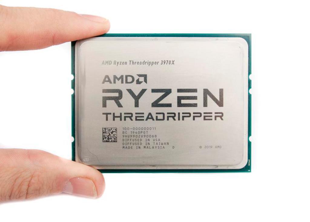 32-ядерный AMD Ryzen Threadripper 3970X в рамках 140 Вт TDP не оставляет конкурентам шансов