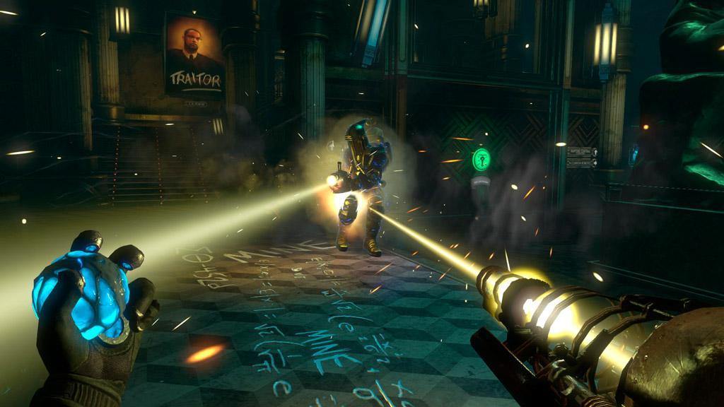 Стало известно о разработке новой части Bioshock
