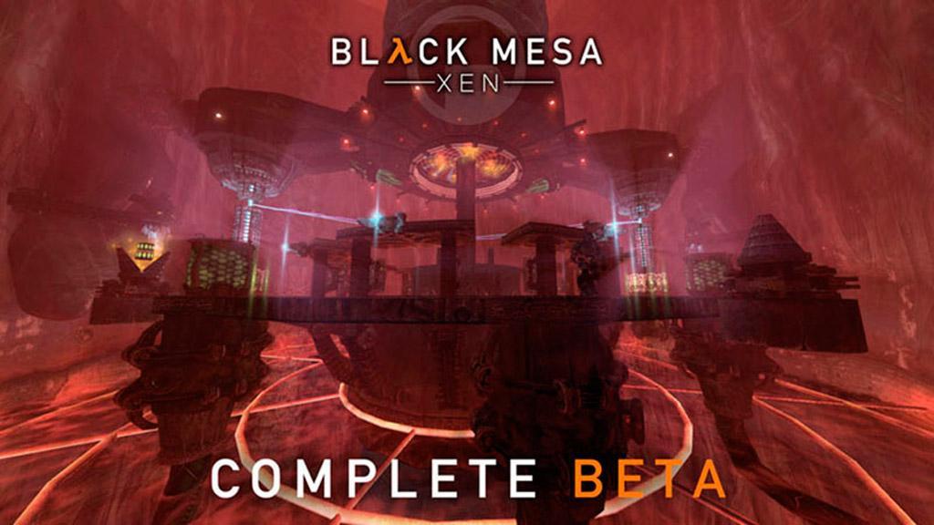 Black Mesa вышла в финальной бета-версии
