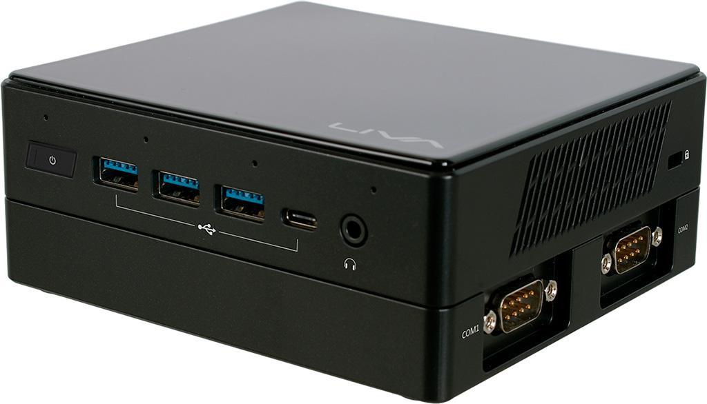 ECS готовит новые мини-ПК Liva Z3 в ультракомпактном формате