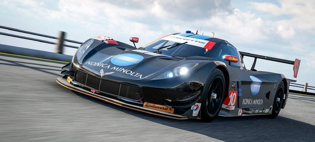 Появились первые детали новой Forza Motorsport