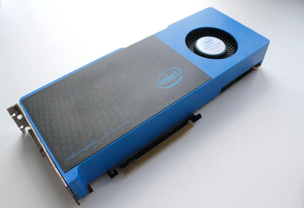 Видеокарта Intel DG1 имеет тот же GPU, что и процессоры Tiger Lake