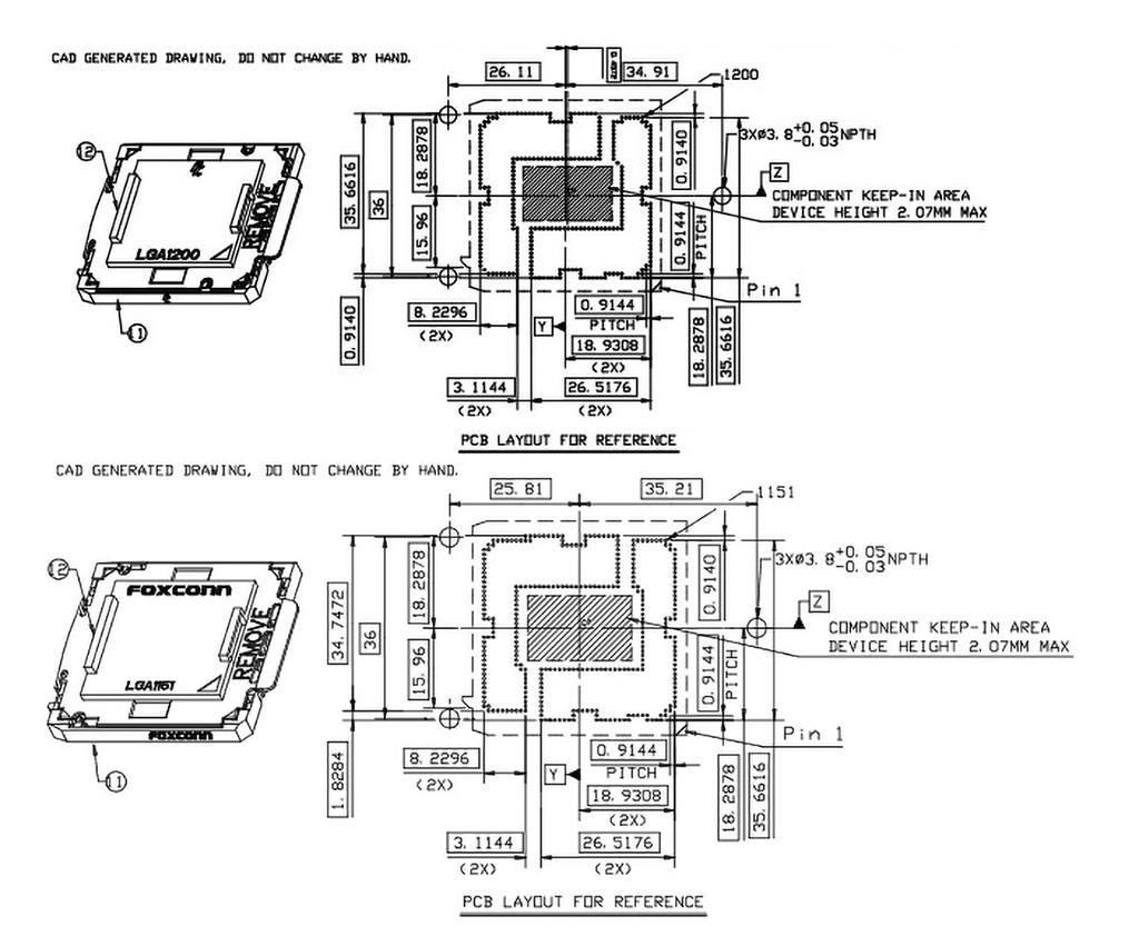 Сокет Intel LGA1200 и системы охлаждения