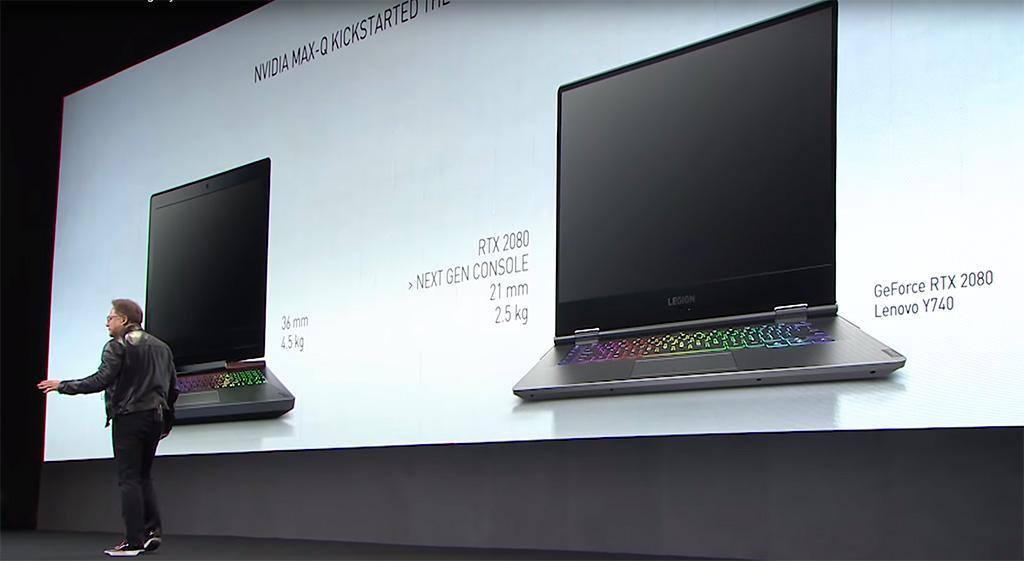 Дженсен Хуанг: GeForce RTX 2080 мощнее графических процессоров Next-Gen консолей
