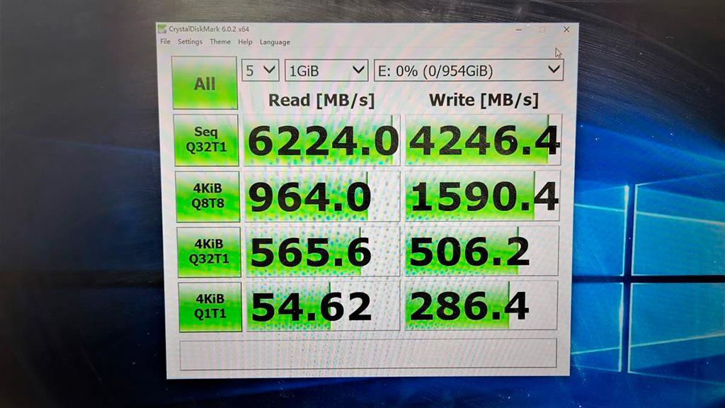 NVMe-накопители Lexar с интерфейсом PCI-E 4.0 достигают скорости в 7 ГБ/с