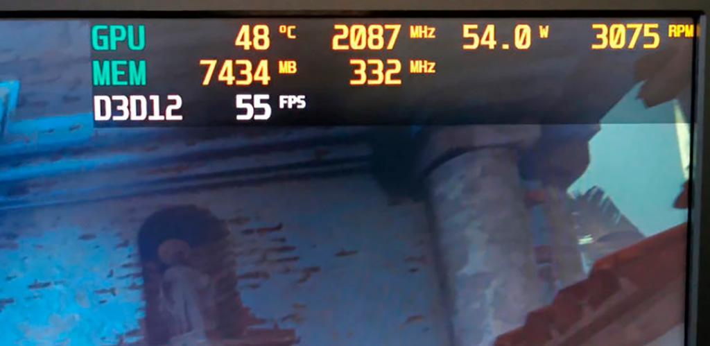 С помощью MorePowerTool 1.1.2 видеокарту Radeon RX 5500 XT можно разогнать свыше 2,1 ГГц