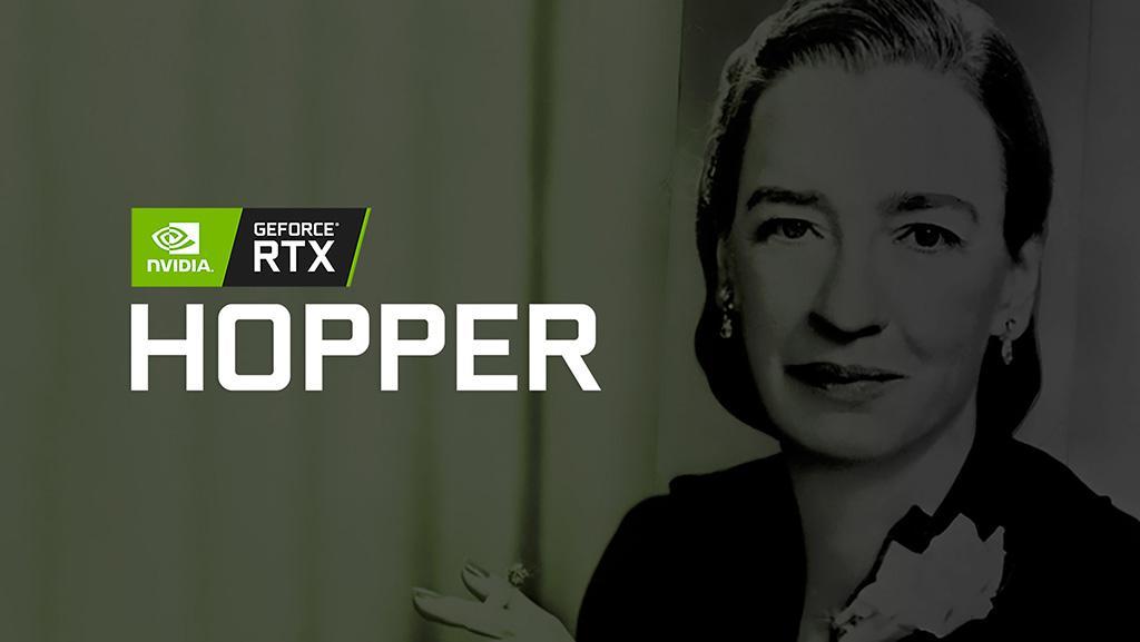 NVIDIA зарегистрировала торговые марки Aerial и Hopper