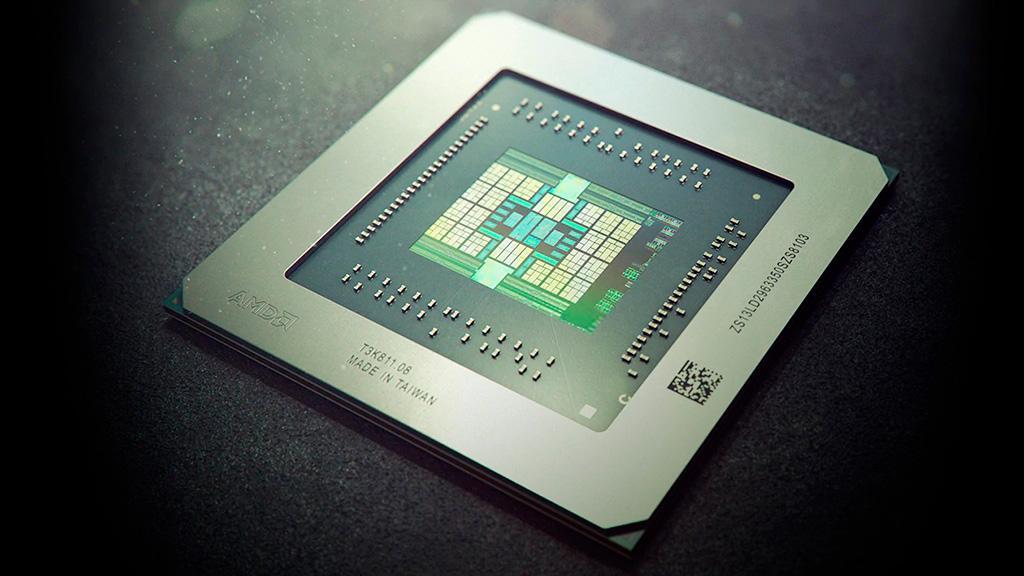 Первые данные о производительности мобильной Radeon RX 5300M. Быстрее, чем GeForce GTX 1650 Mobile