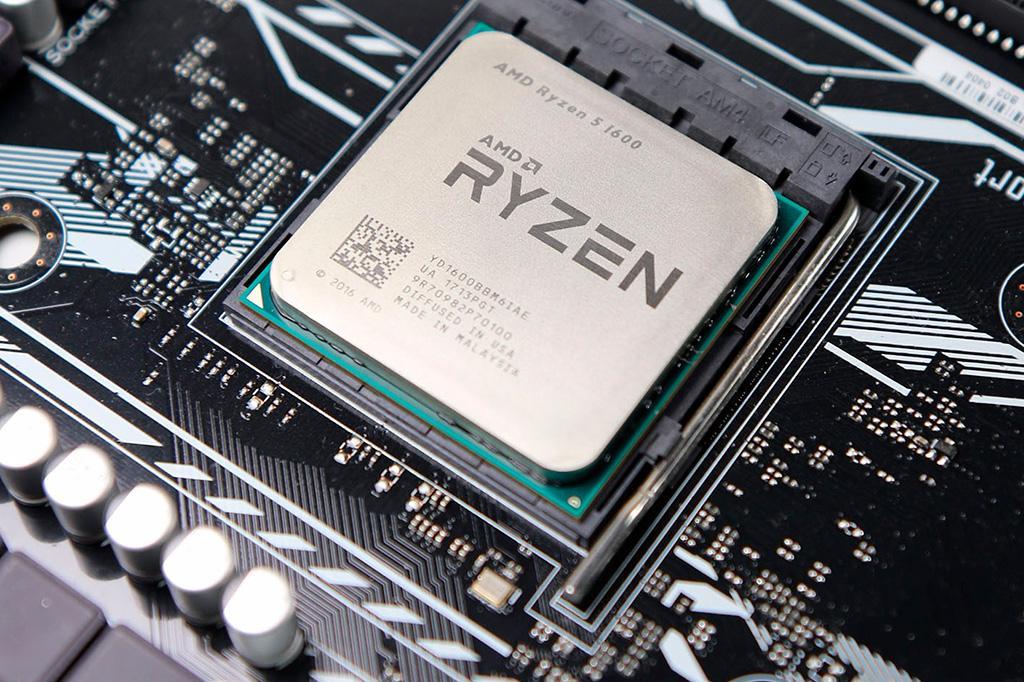 AMD выпускает процессоры Ryzen 5 1600 по 12 нм техпроцессу?