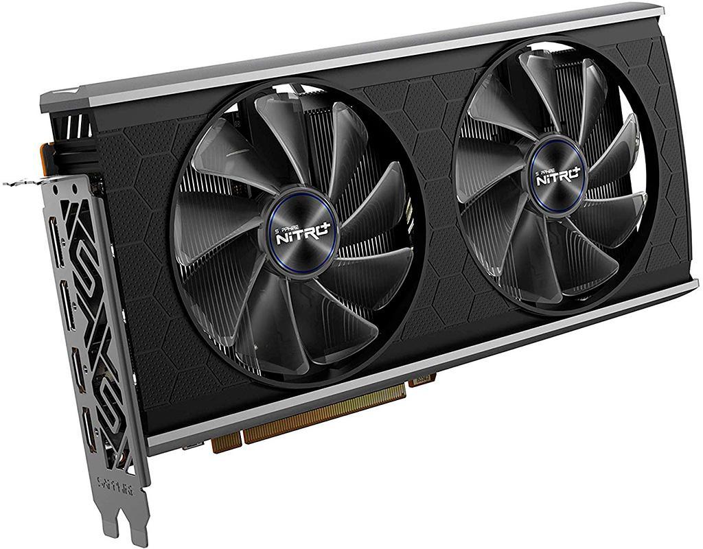Sapphire Radeon RX 5500 XT Nitro+ Special Edition что-то дороговата