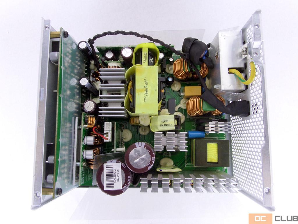 SeaSonic Prime ShowSilent Titanium 750: обзор. Самый лучший белый блок питания