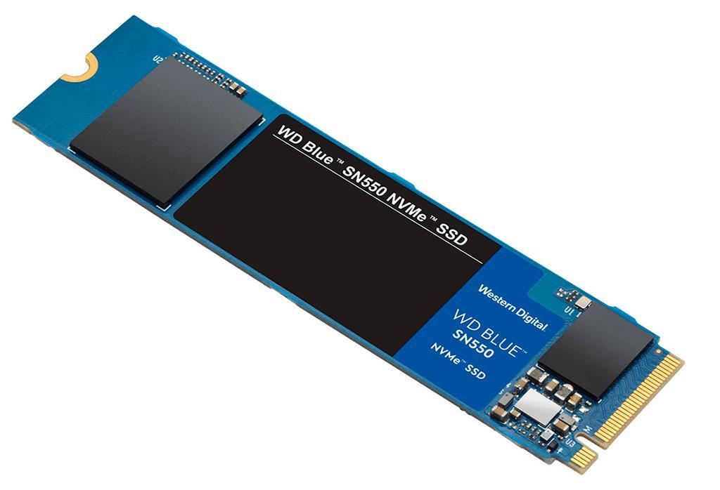 Western Digital WD Blue SN550 – NVMe-накопитель на 1 ТБ за 0