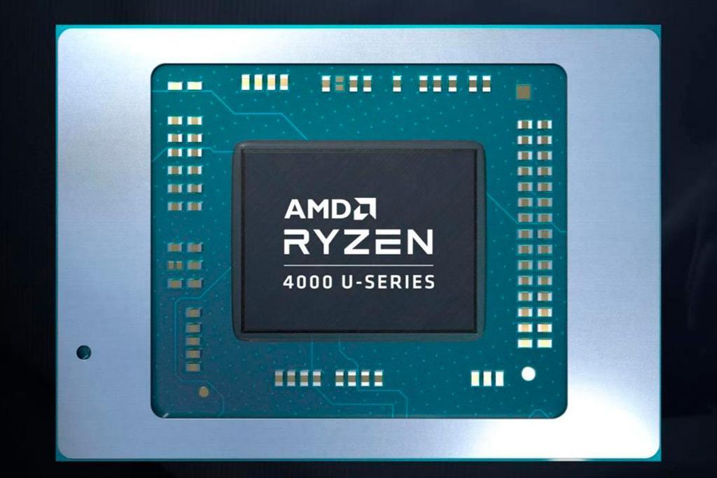AMD пояснила монолитный кристалл APU Ryzen 4000