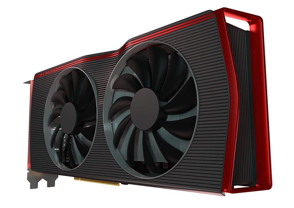 Для видеокарт AMD Radeon RX 5600 XT доступны новые VGA-BIOS