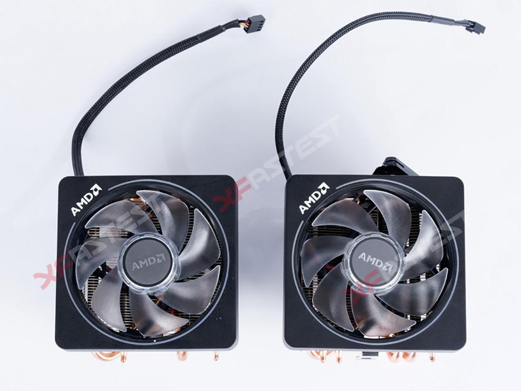Обновленный кулер AMD Wraith Prism имеет шесть теплотрубок