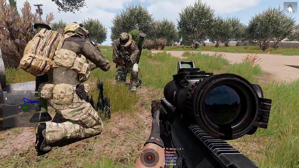 ARMA 3 бесплатно доступна в Steam