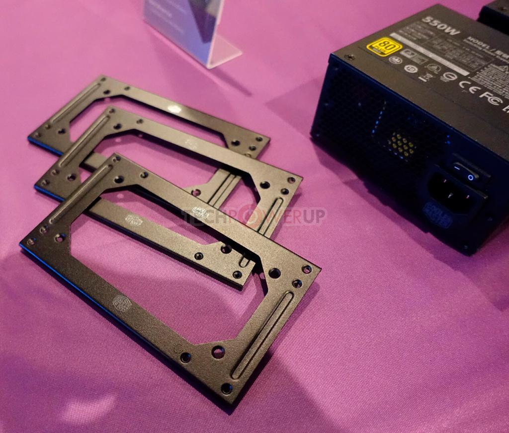 CES 2020: блоки питания Cooler Master SFX Gold мощностью до 850 Вт