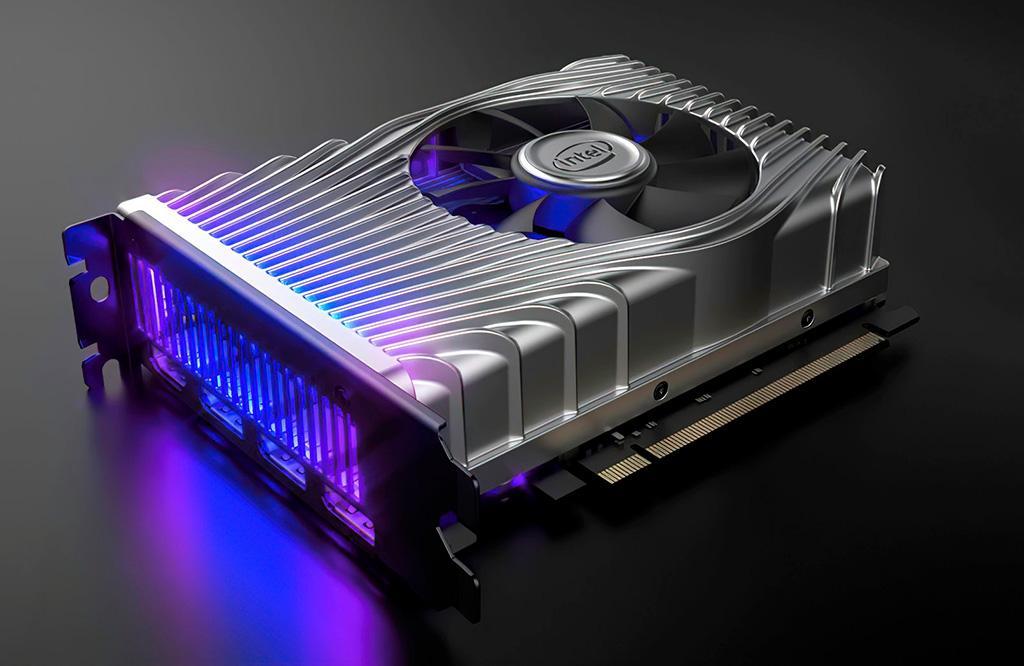 Intel представила видеокарту DG1: Software Development Vehicle