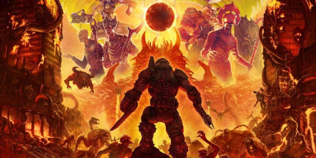 Кампания Doom Eternal будет в два раза дольше, чем в игре 2016 года