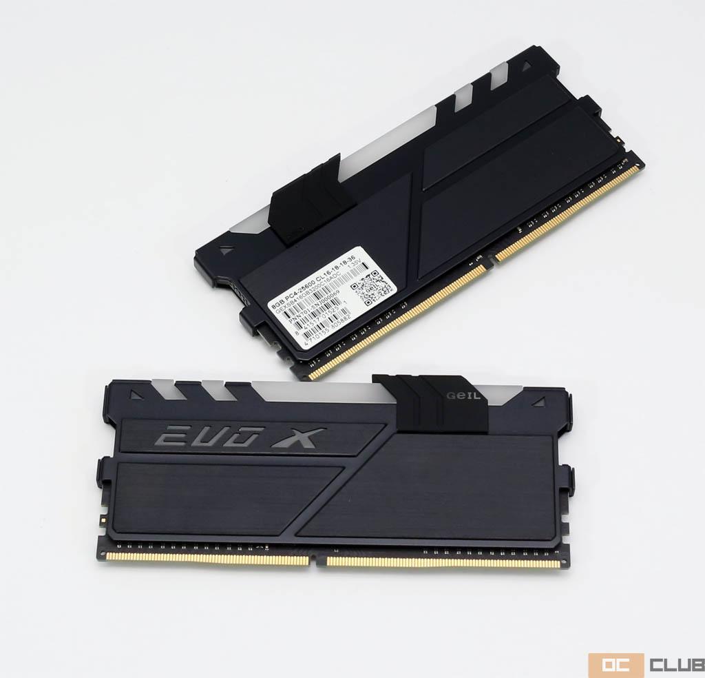 GeIL Evo X II DDR4-3200 16 ГБ (GEXSB416GB3200C16ADC): обзор. ARGB-подсветка и чипы Samsung по цене простой памяти?!