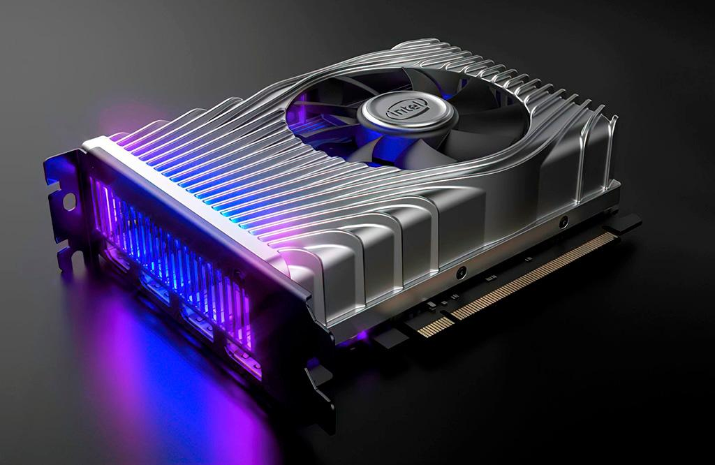 Видеокарта Intel DG1 протестирована в 3DMark. GeForce GTX 750 Ti в опасном положении